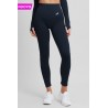 Leggings Push up Gym Fashion blu notte