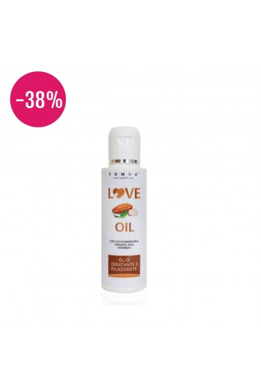 Love Oil Olio da Massaggio 100ml